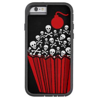 Skull Cupcake Tough Xtreme iPhone 6 Case
