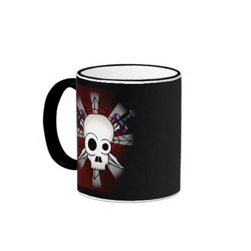 Skull Dagger Mug