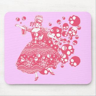 Skull Dance Mouse Pad
