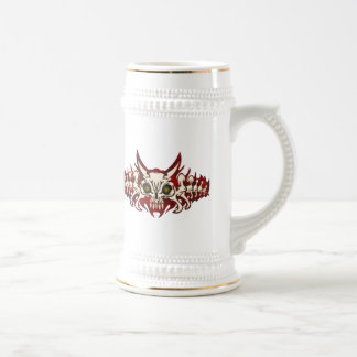 Skull Day of the Dead Beer Stein
