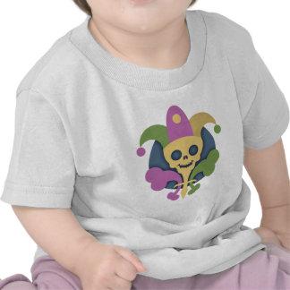 skull-de-lis-T Tshirts