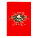 Skull ~ Dead Serious Fantasy Art Cards