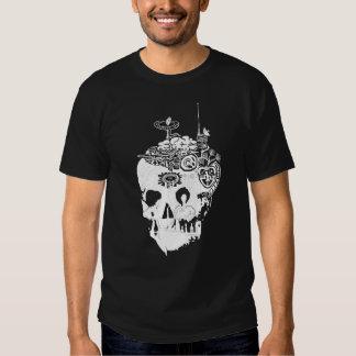 Skull dead t-shirt