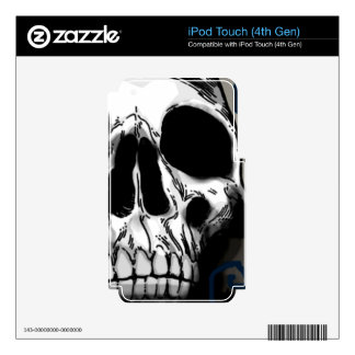 Skull Decal For iPod Touch 4G