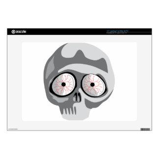 Skull Decal For Laptop