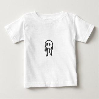 Skull Design Baby T-Shirt