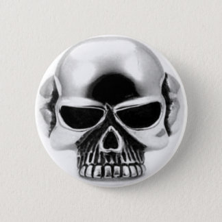 SKULL DESIGN BUTTON