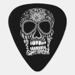 Skull Design Guitar Pick