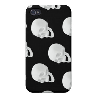 Skull Design iPhone 4/4S Cover