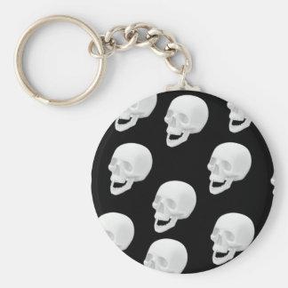 Skull Design Keychain