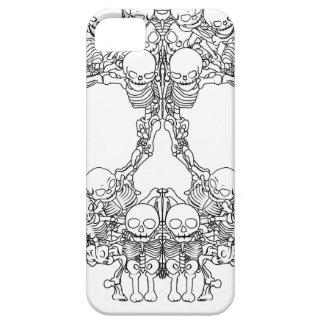 Skull Design - Pyramid of Skulls iPhone SE/5/5s Case