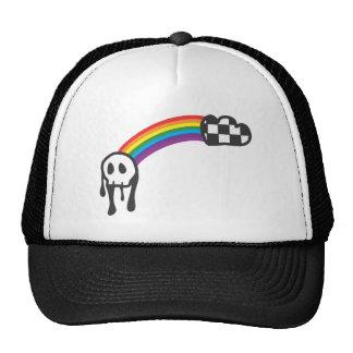 Skull Design Trucker Hat