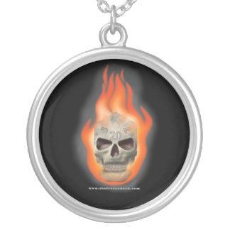 Skull Die Necklaces