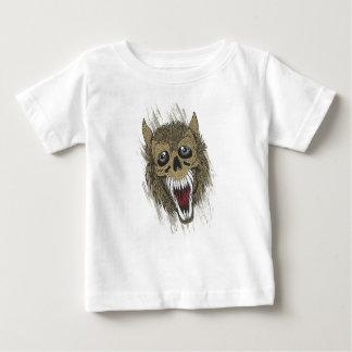 Skull Dog Baby T-Shirt