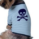 Skull Dog T Shirt