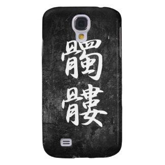 Skull - Dokuro Samsung Galaxy S4 Covers