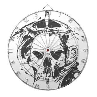 skull dragon dart boards