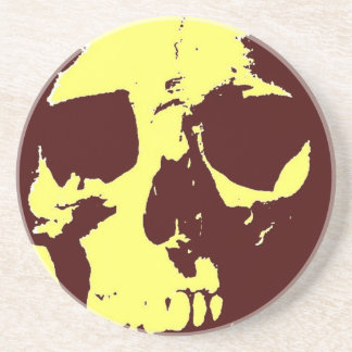 Skull Drink Coaster