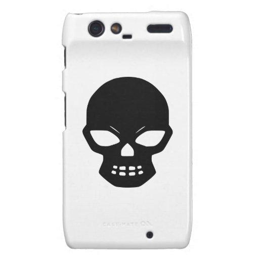 skull droid RAZR cover