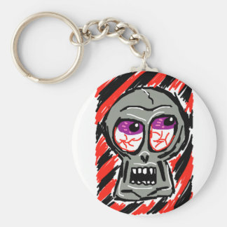 Skull Duggery Keychain