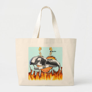 skull-eagle3.png tote bags