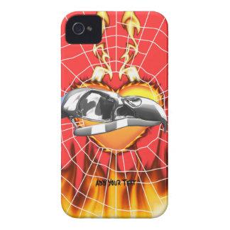 skull-eagle3.png Case-Mate iPhone 4 cárcasa