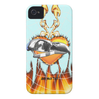 skull-eagle3.png iPhone 4 protectores