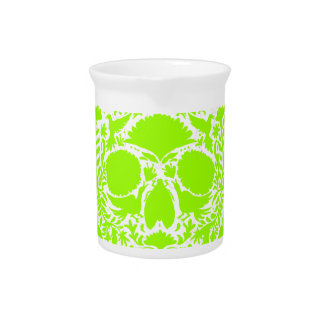 SKULL EPAZOTE COLOR PRODUCTS DRINK PITCHERS