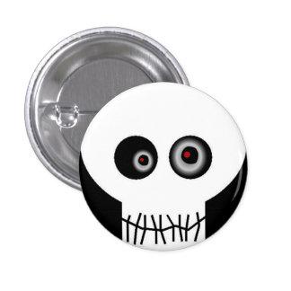 Skull Eyes Button