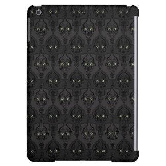 skull eyes pattern ipad case :)
