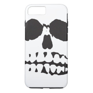 Skull Face iPhone 7 Plus Case
