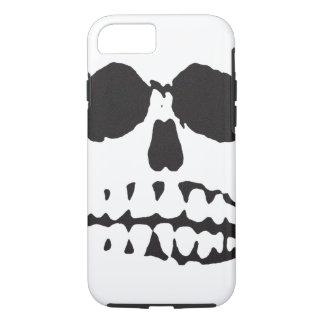 Skull Face Vibe iPhone 7 case