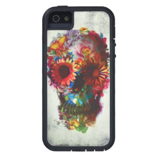 Skull Flower case Xtreme iPhone 5/5s protection iPhone 5 Case