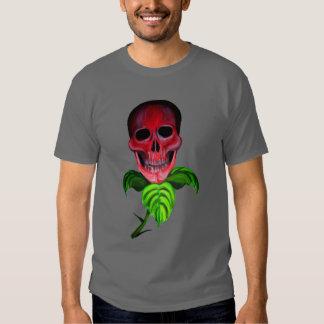 Skull Flower Shirt