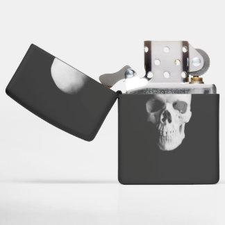 Skull For Horror Fans and Goths Zippo Lighter