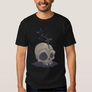 Skull Garden T-shirts