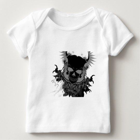 Skull Gear Baby T-Shirt