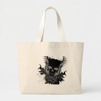 Skull Gear Canvas Bags