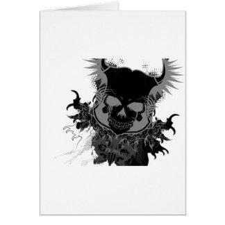 Skull Gear Card