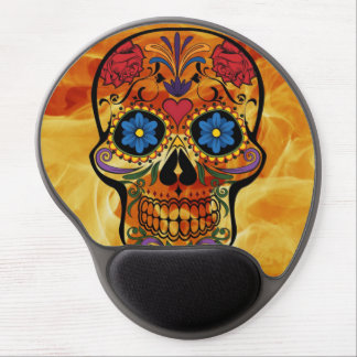 Skull Gel Mouse Pad