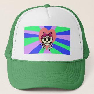 Skull Girl Hat
