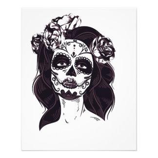 Skull Gothic Flyer