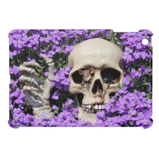 Skull - Gothic/iPad mini covering Case For The iPad Mini