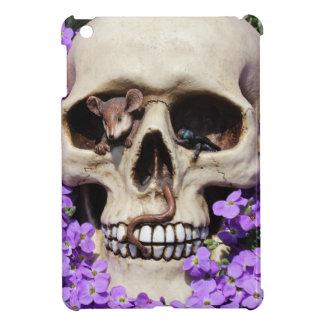 Skull - Gothic/iPad mini covering Cover For The iPad Mini