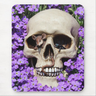 Skull - Gothic mouse PAD