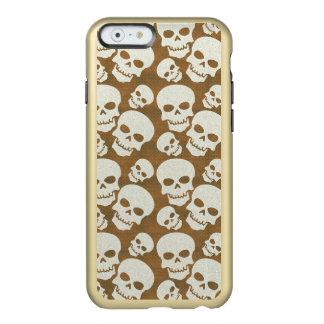 Skull Graphic Pattern Design Incipio Feather Shine iPhone 6 Case