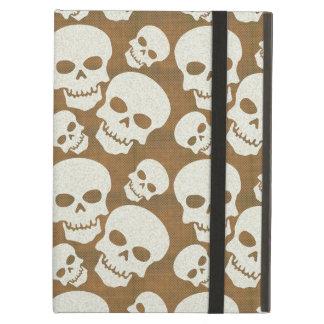 Skull Graphic Pattern Design iPad Air Cover