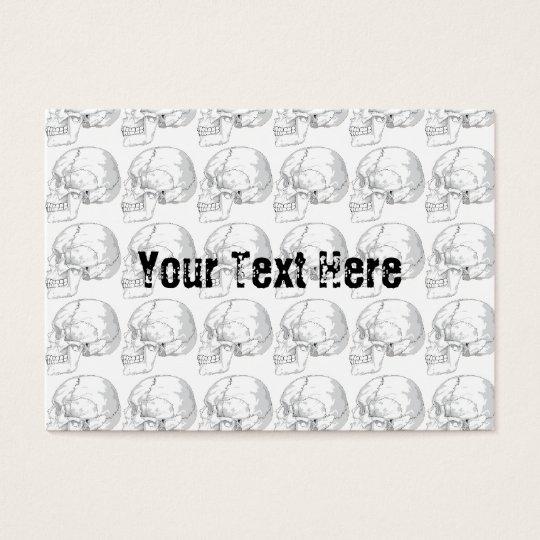 Skull Greeting Cards