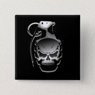 Skull Grenade Button