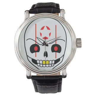 skull grill watches